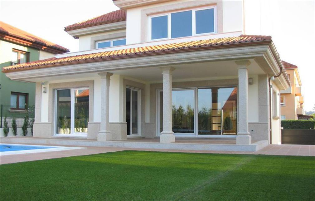 Proyectos y arquitectura en casa y chalet - Proyectos casas unifamiliares ...